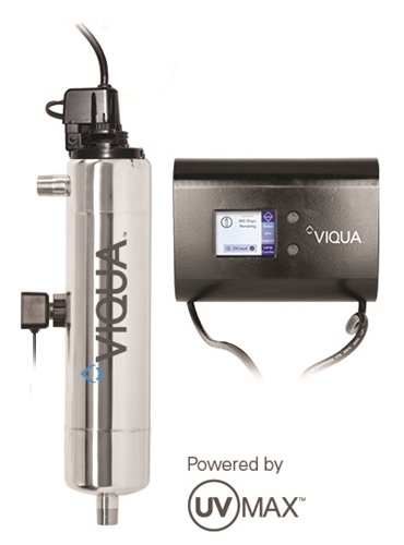 Viqua Model D4 9 gpm UV System