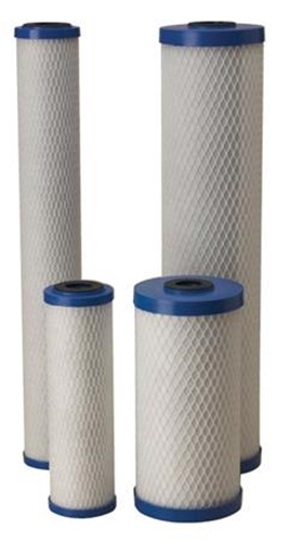 "Carbon Cartridges, 10"", 20"", Big Blue"