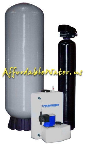 Chlorination / De-chlorination System Rated to 12 GPM