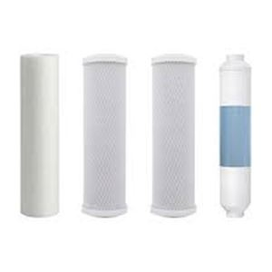 5-Stage RO Replacement Kit, 4 Filters