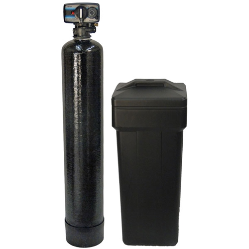 Fleck 5600 Metered 24K Grain Water Softener, Tank Ships Loaded, Free Shipping