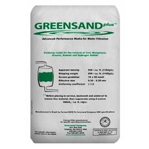 Greensand Plus Filter Media 0.5 Cubic Foot Free Shipping